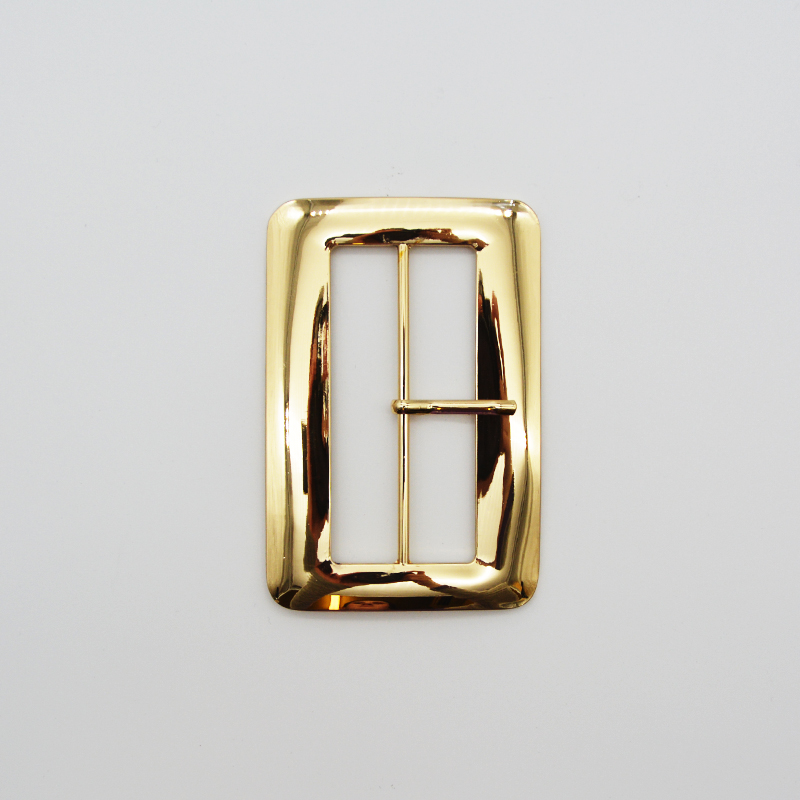 Large Gold Buckle