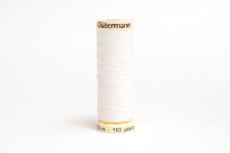 Gutermann Sew All 250m - White