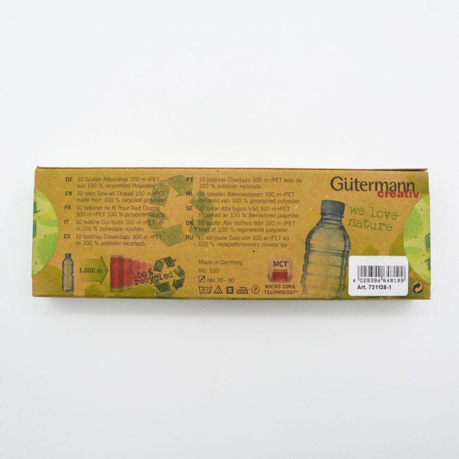 Gutermann rPET - 10 Pack