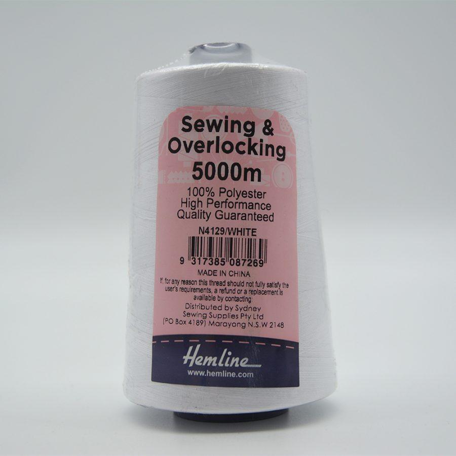 Overlocking Thread - Single 5000m