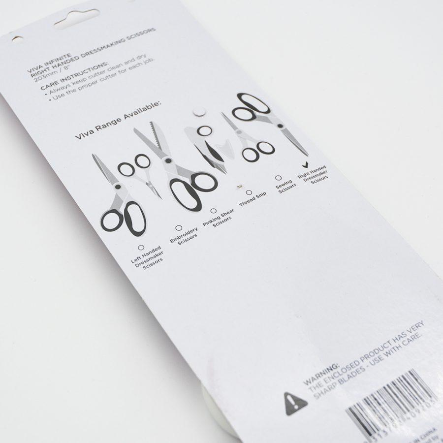 Viva Infinite Dressmaking Scissors